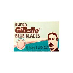 Gillette Super Blue Double Edge Blade 5pcs.