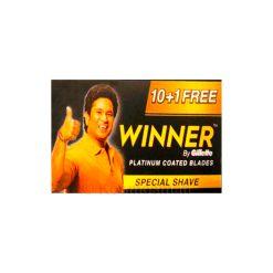 Gillette Winner Platinum Double Edge Blade 11pcs.
