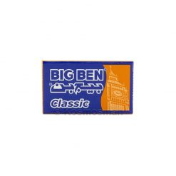 Big Ben Classic Super Stainless Double Edged Razor Blades 5pcs.