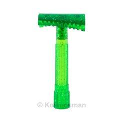 Phoenix Artisan A. Slant La Criatura Green Open Comb Ξυριστική Μηχανή.