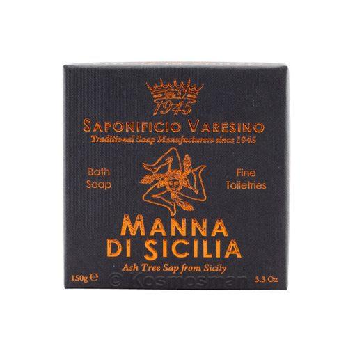 Saponificio Varesino Manna di Sicilia Σαπούνι Σώματος 150g.
