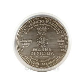 Saponificio Varesino Manna di Sicilia 4.3 Σαπούνι Ξυρίσματος 150gr.